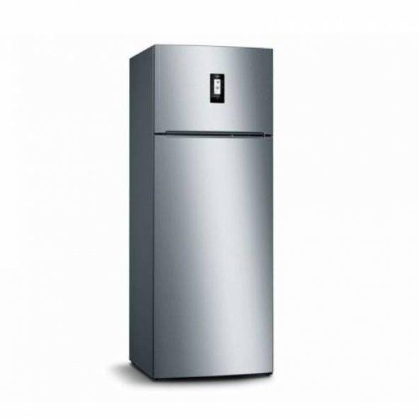 BOSCH KDN56VI33N NoFrost İNOX üstten Donduruculu Buzdolabı
