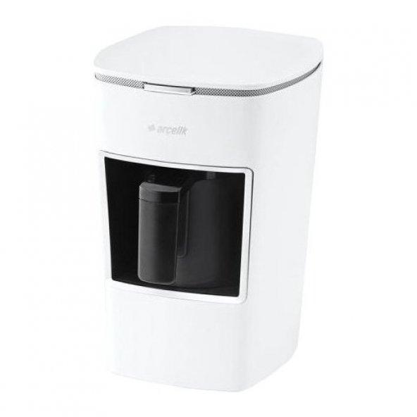 Arçelik K 3300 Beyaz Mini Telve Türk Kahve Makinesi