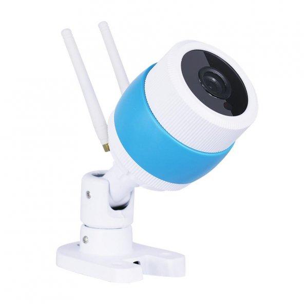 Babycamera Dış Mekan Full Hd Wifi Ip Bebek Kamerası Çift Anten