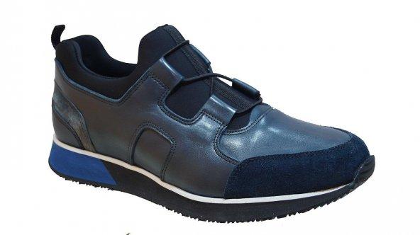 Ustalar Ayakkabı 404.009 Erkek Streç Laci Spor Kejıl