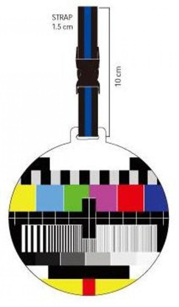 Nektar Lh412 Tv Sinyali Valiz Etiketi