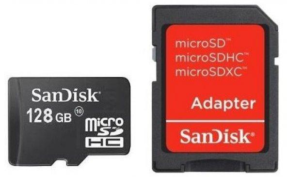 128 GB HAFIZA KARTI - SANDİSK