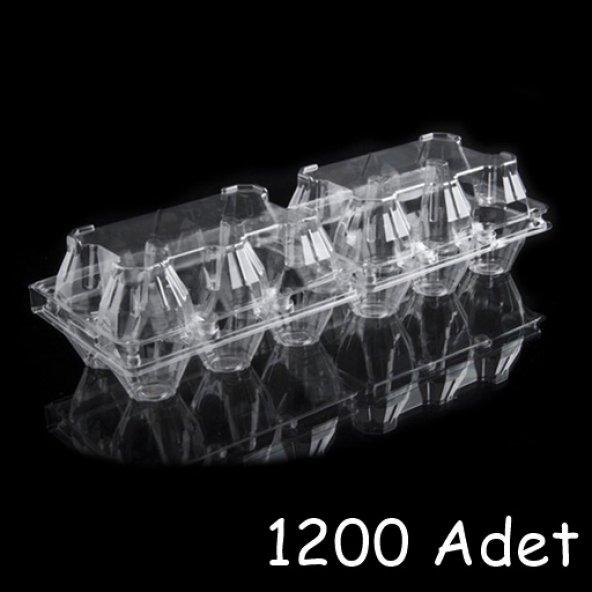 Plastik 6'lı Yumurta Viyolü (1200 Adet) AnkaraViyol-ViyolPazarı