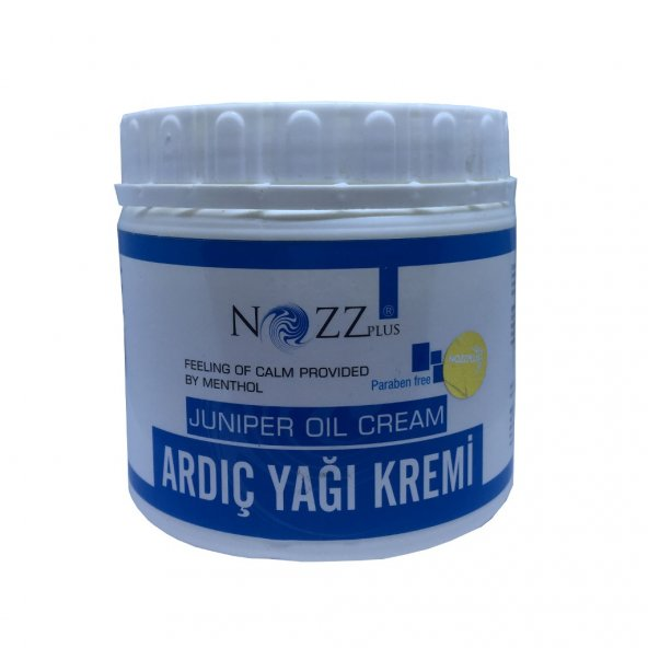 Ardıç Yağı Kremi Ardıç Kremi NozzPlus 500 ml.