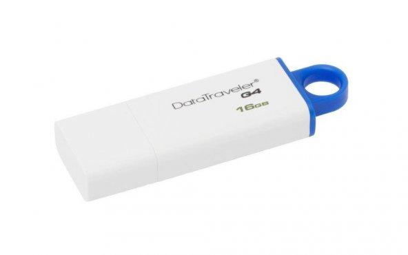 Kingston 16GB USB 3.0 Kapaklı Flash Bellek DTIG4/16GB
