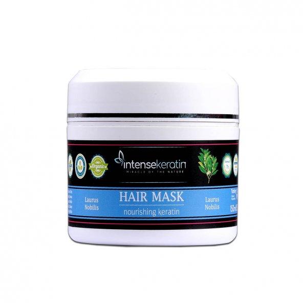 Organik Saf Keratinli Saç Maskesi (150ml)