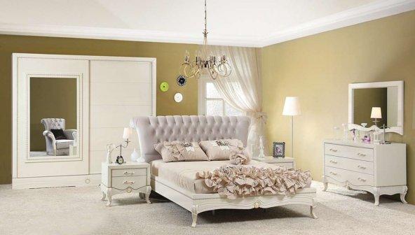 Mirante Klasik Yatak Odası