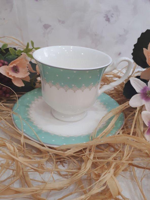 Aryıldız Nescafe Çay Fincanı Takımı