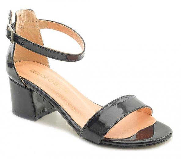 Rekors LH880 Alçak Kare Topuk Bayan Ayakkabı