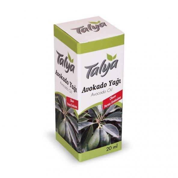 Talya Avokado Yağı 20 ml.
