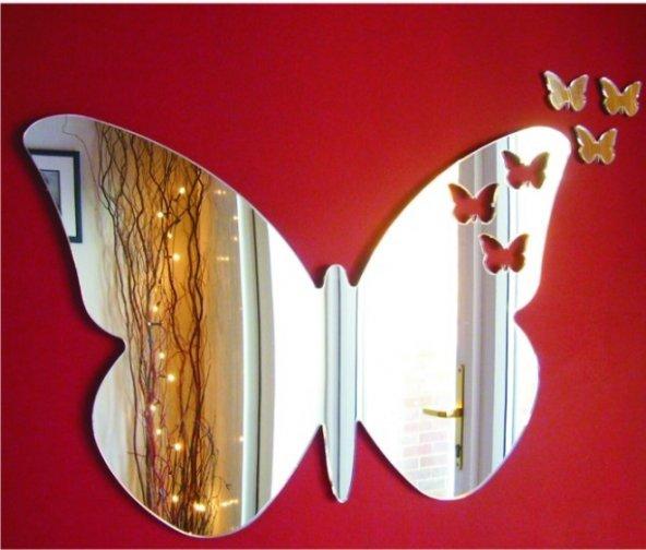M3 Decorium Papilion Dekoratif Ayna