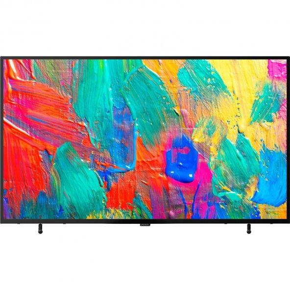 Sunny 55 140 Cm Ultra HD 4K Uydu Alıcı 800Hz. Wifi Smart Led TV