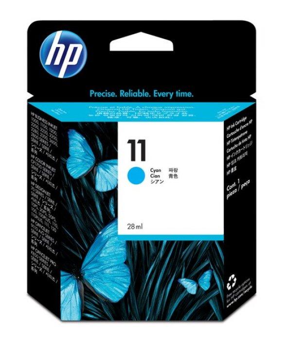 HP C4836A Cyan Mürekkep Kartuş (11)