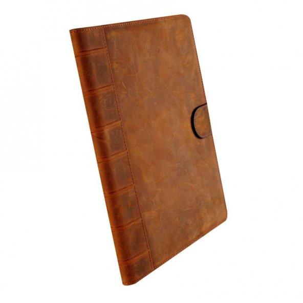 Wachikopa Apple iPad 2-3-4 Robin Hakiki Deri Kılıf