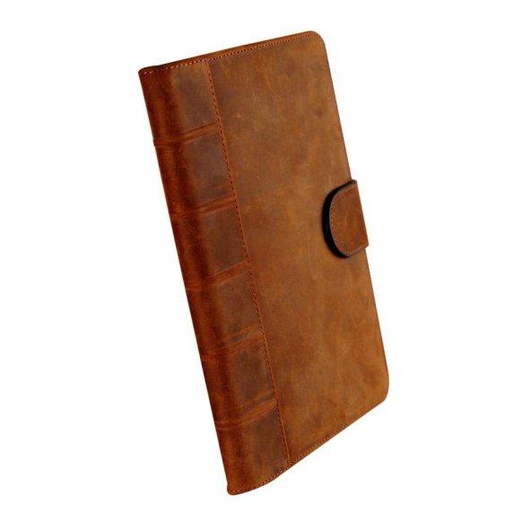 Wachikopa Apple iPad Mini 2-3 Robin Hakiki Deri Kılıf