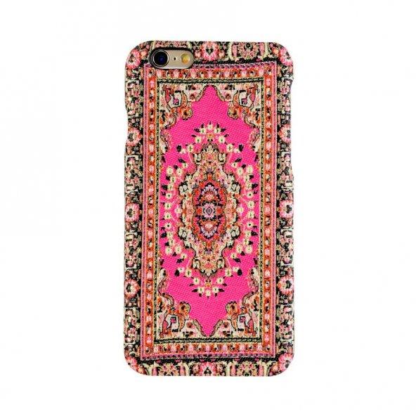 Wachikopa Apple iPhone 6 / 6S Kapak Anadolu El Yapımı Kilim Desen