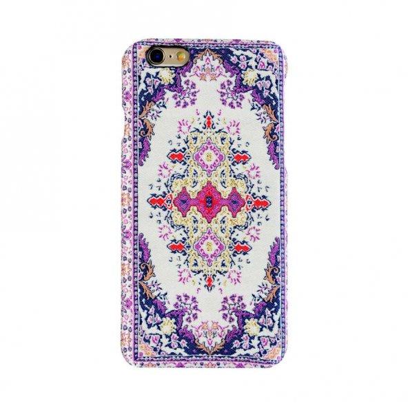 Wachikopa Apple iPhone 6 / 6S Kapak Beyce Sultan El Yapımı Kilim