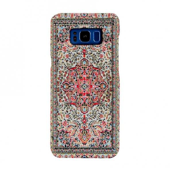 Wachikopa Samsung Galaxy S8 Kapak KapadokyaEl Yapımı Kilim Desen