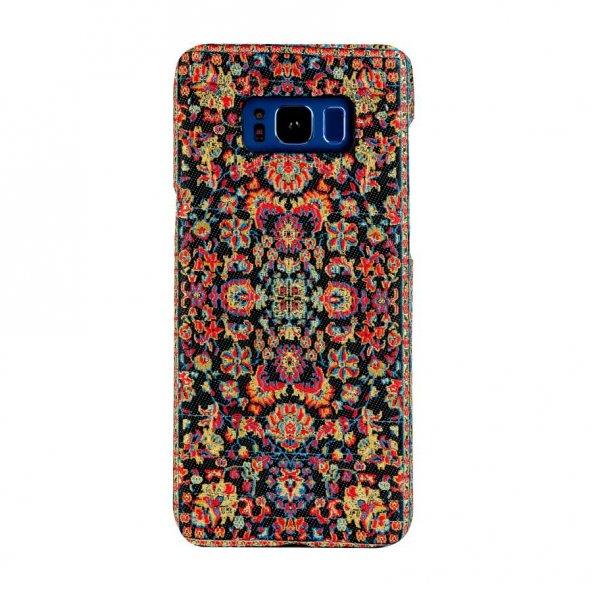 Wachikopa Samsung Galaxy S8 Plus Kapak Malabadi El Yapımı Kilim D
