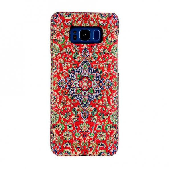 Wachikopa Samsung Galaxy S8 Plus Kapak Sesamos El Yapımı Kilim De