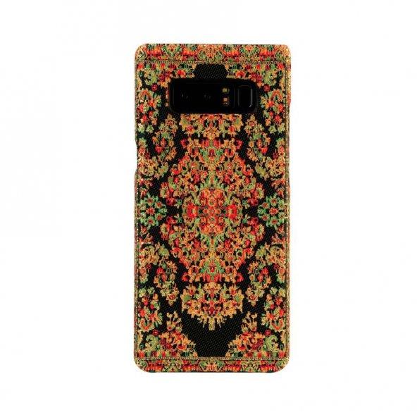 Wachikopa Samsung Galaxy Note 8 Kapak Bodrum El Yapımı Kilim Dese