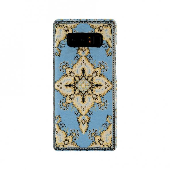 Wachikopa Samsung Galaxy Note 8 Kapak Selçuk El Yapımı Kilim Dese