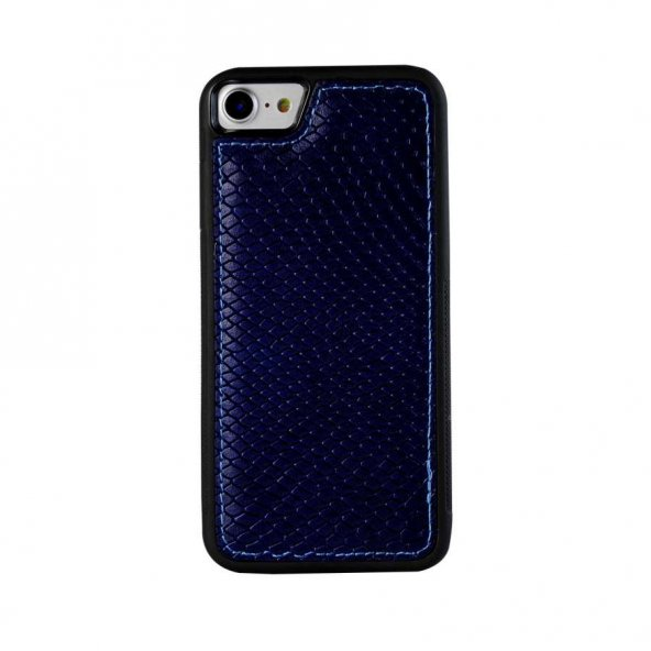 Wachikopa Apple iPhone 7 / 8 Hakiki Deri Kapak Back Cover Vale Ma