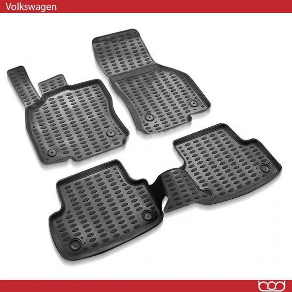 Volkswagen Tiguan 3D Havuzlu Paspas 2007-2015 Bod