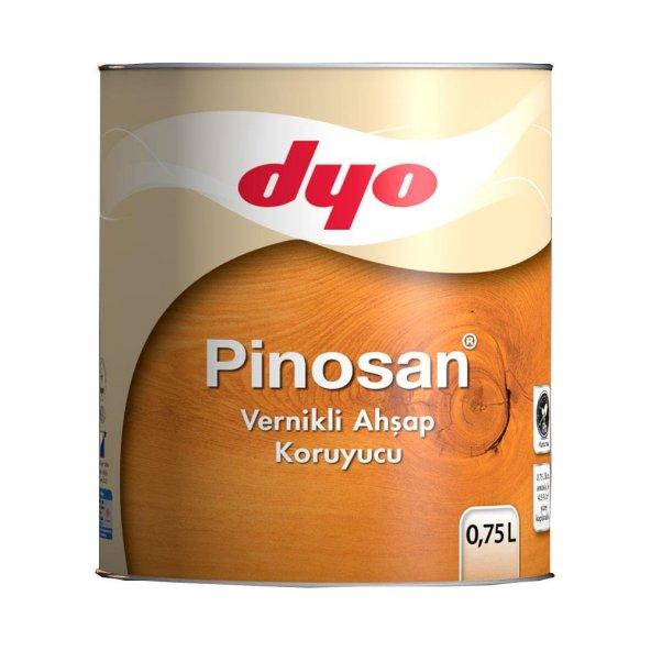 Pinosan Vernikli Ahşap Kor. 0,75 LT Maun