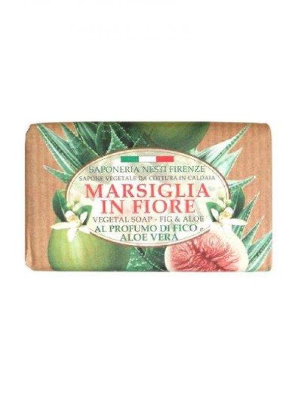 Nesti Dante Marsiglia In Fiore Al Profumo Di Fico Aloevera 125 gr