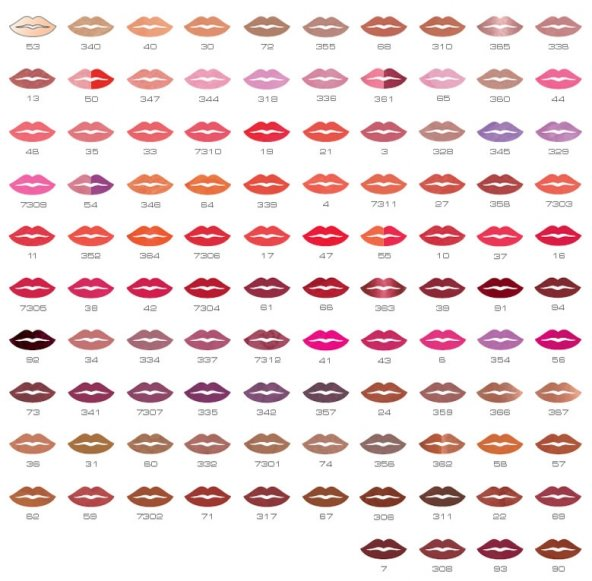 Barbara Bort Lipstick 33