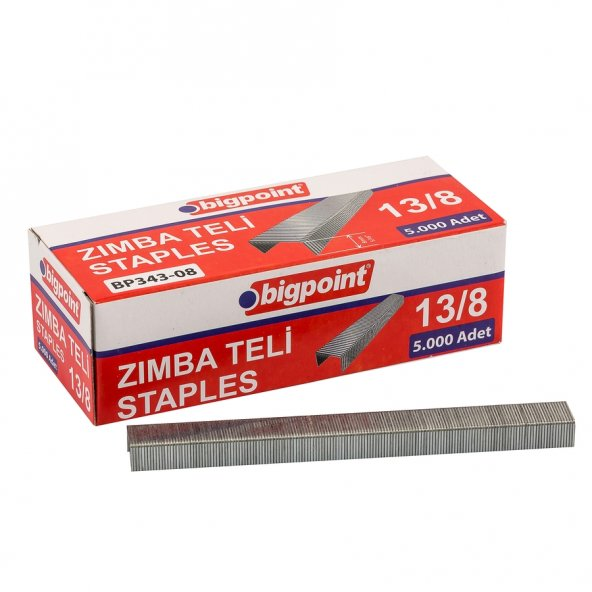 Bigpoint Zımba Teli No:13/8