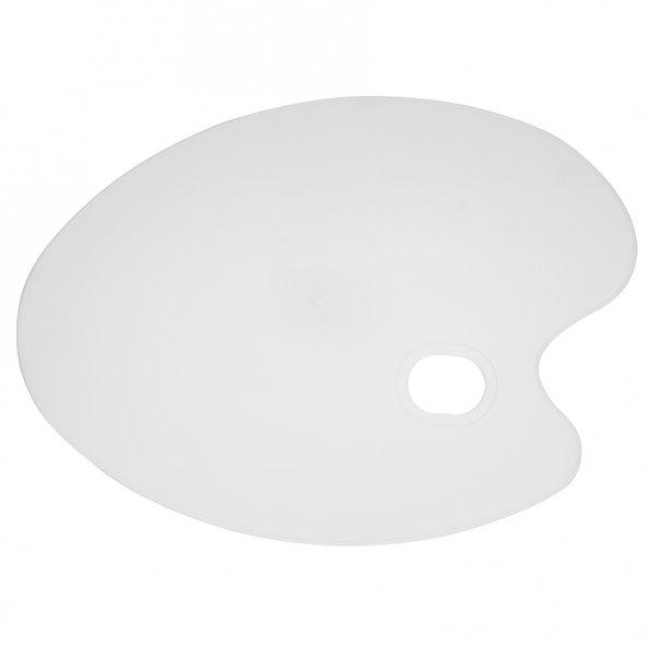 Bigpoint Sanatsal Oval Palet 43 cm