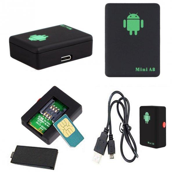 Mini A8 Gps Tracker Takip Cihazı
