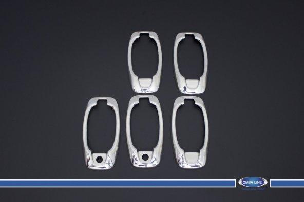Fiat Fiorino Kapı Kolu Çerçevesi 5 Prç 2008 Sonrası Omsa
