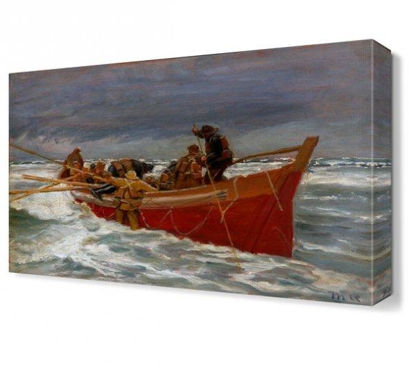 Michael Ancher Tablosu