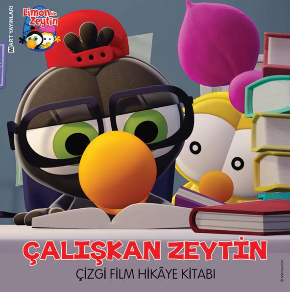 Çalışkan Zeytin