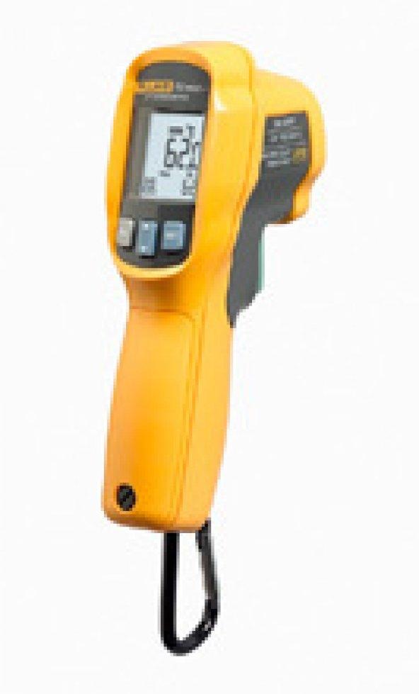 Fluke 62+ MAX Kızılötesi Termometre -30° & +650°