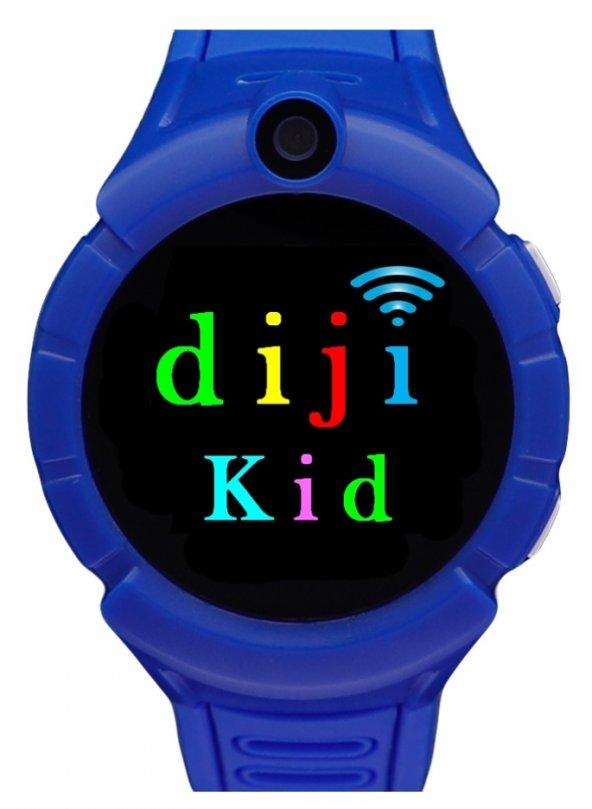 Dijikid  Akıllı Çocuk Saati - Yeni - Kameralı