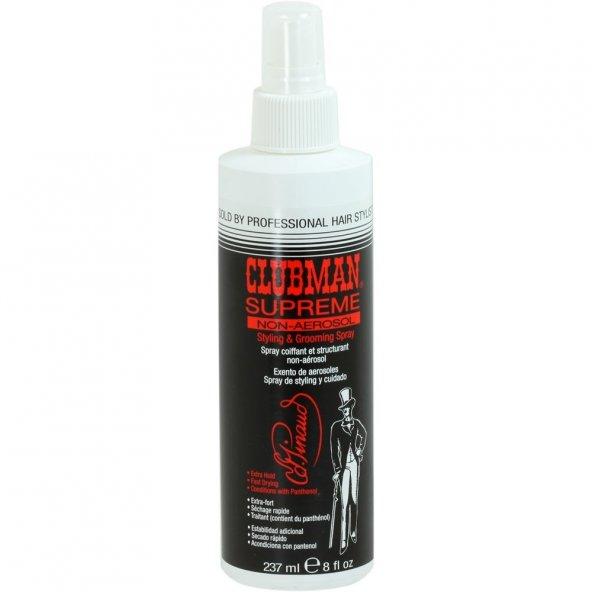 Clubman Supreme Non-Aersoal Deodorant Spray 118 ml