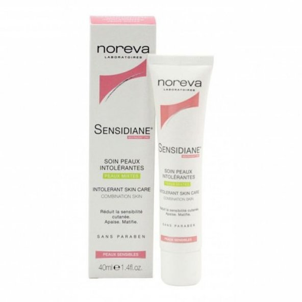 Noreva Sensidiane İntolerant Skin Care Combination Skin 40ml