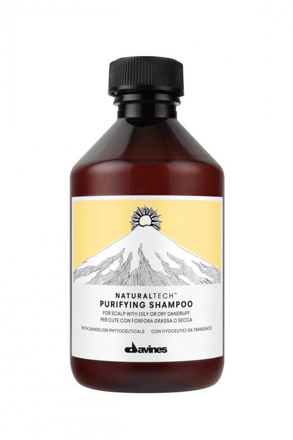 Davines Purifying Kepek Önleyici Şampuan 250ML