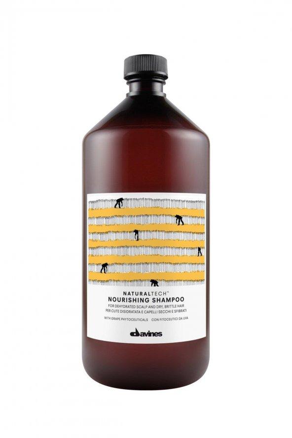 Davines Nourishing Yıpranmış Kuru Saçlar İçin Sülfatsız Şampuan 1