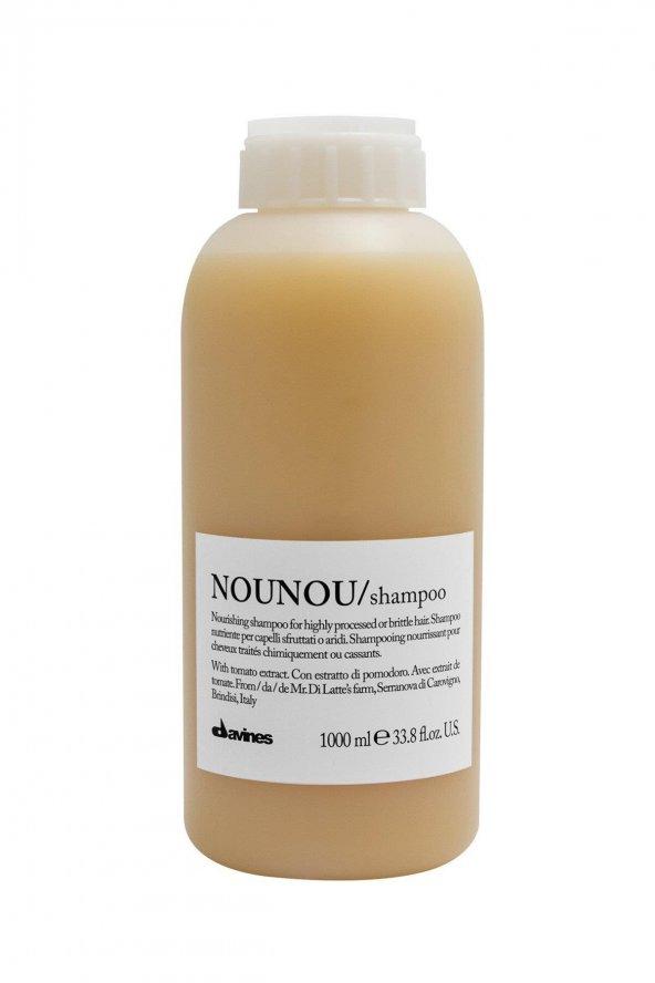Davines Nounou Boyalı Saç  Besleyici Ve Koruyucu Şampuan 1000ML