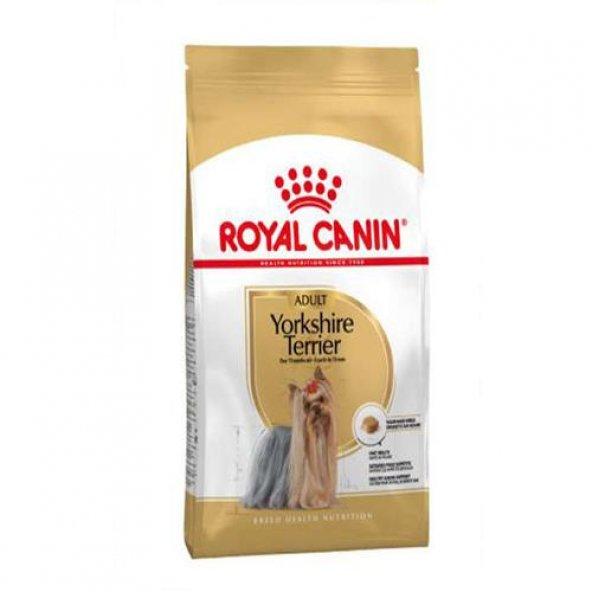Yetişkin Yorkshire Terrier Irkı Köpeklere Özel Komple Mama 1,5 Kg