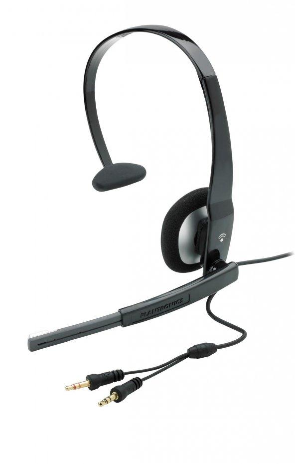 Plantronics Audio 310 PC Stereo Girişli Mono Kulaklık