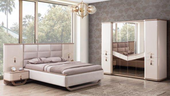 Karlov Bazalı Yatak Odası