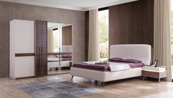 Lineya Bazalı Yatak Odası