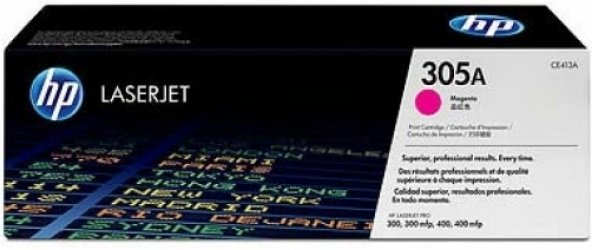Hp 304A CC533A Orjinal Kırmızı Toner 3.500 Sayfa Kapasiteli