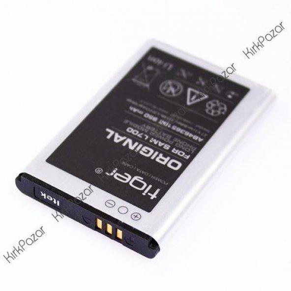 Samsung S3650   S3653 Corby Batarya TIGER